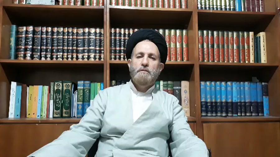 ویدیو بیانات حجت الاسلام خدابخشی حسینی