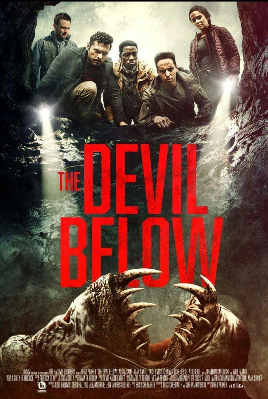 دانلود فیلم هیجان انگیز The Devil Below (2021)