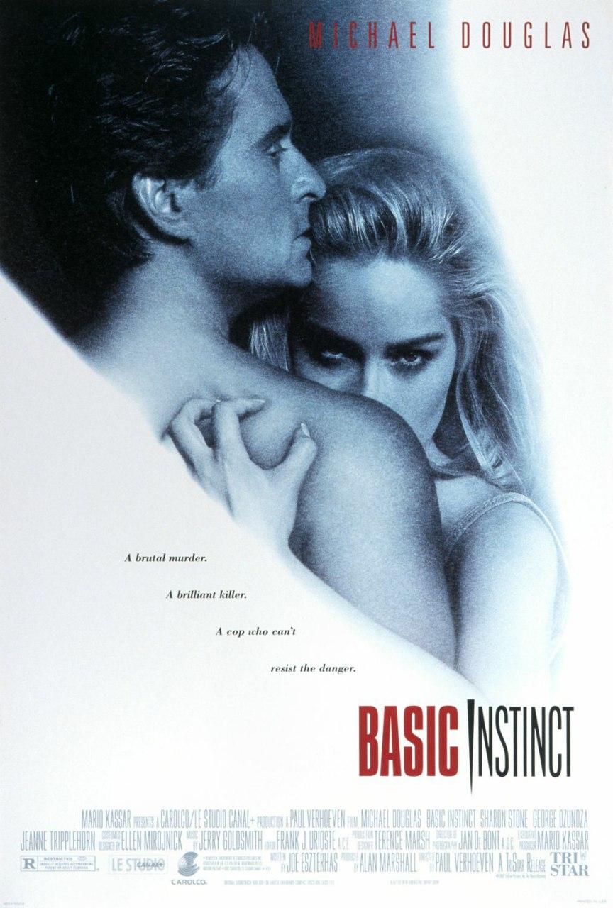 فیلم غریزه اصلی 1 | Basic Instinct 1 1992