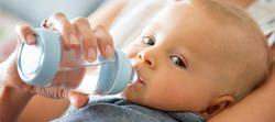 کم آبي بدن در کودکان علت و درمان