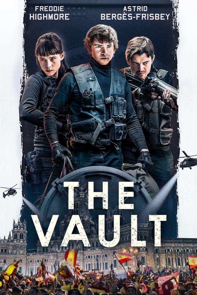 دانلود فیلم اکشن The Vault (2021) با زیرنویس چسبیده