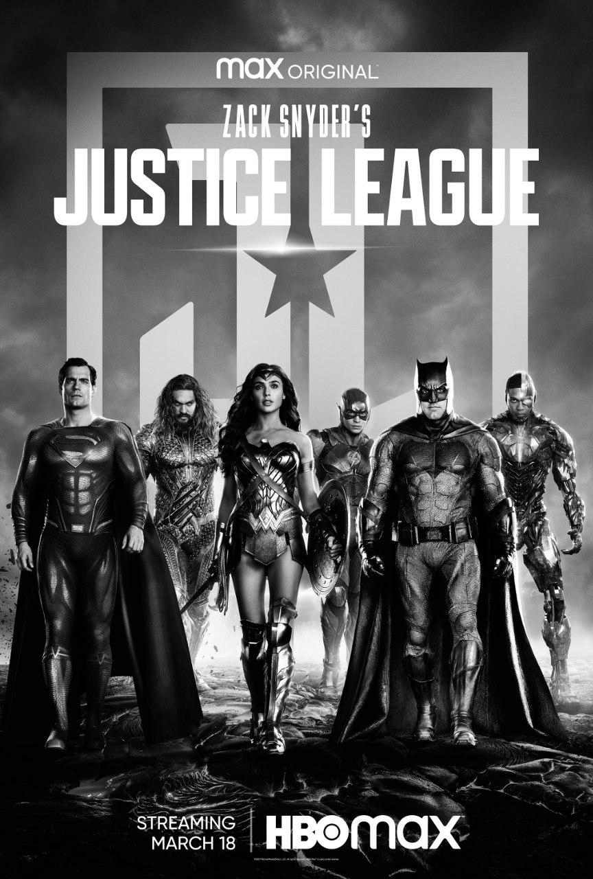 فیلم جدید لیگ عدالت زک اسنایدر | Zack Snyder's Justice League 2021