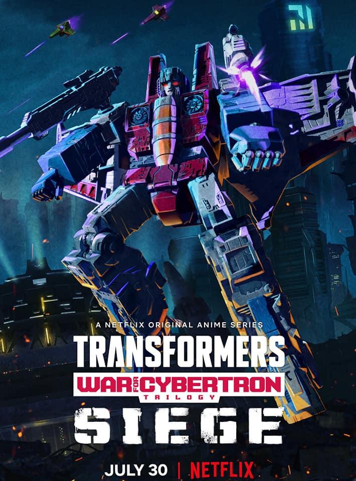 دانلود انیمیشن سریالی Transformers: War for Cybertron Trilogy 2020 دوبله فارسی