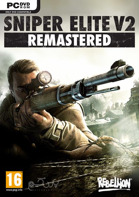 دانلود بازی Sniper Elite V2 Remastered برای کامپیوتر