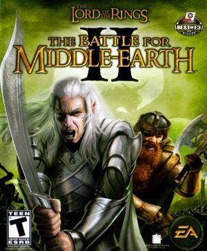 دانلود ترینر بازی The Lord Of The Rings The Battle for Middle-Earth 2