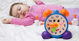 چگونه خواب نوزاد را تنظيم کنيم؟