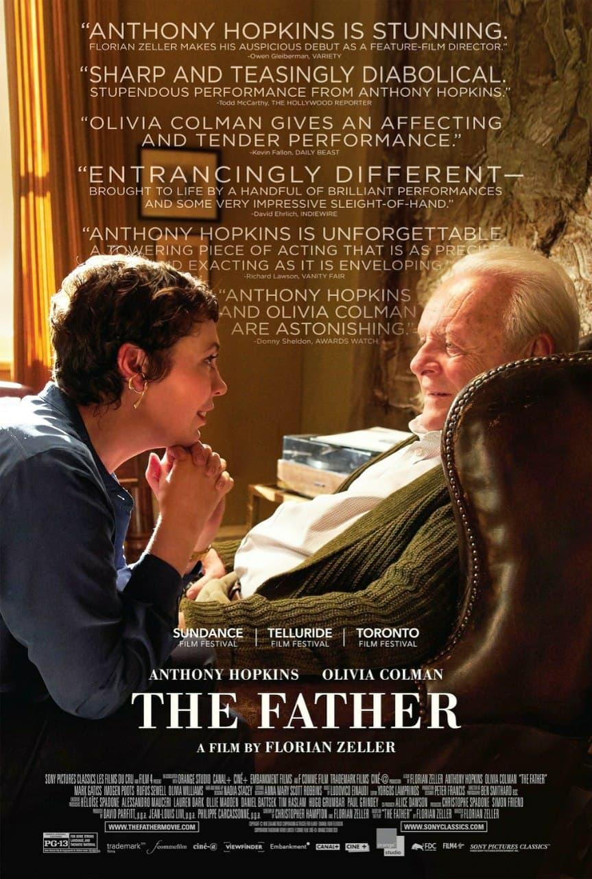 دانلود فیلم درام The Father (2020) با زیرنویس فارسی چسبیده