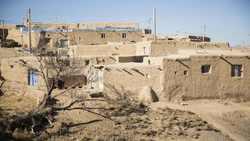 روستايي که با مردمانش به زير خاک رفت