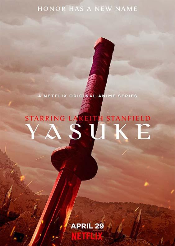 دانلود انیمه یاسوکه Yasuke با زیرنویس فارسی