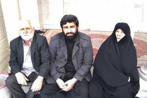 گفتگو با پدر و مادر شهيد حاج اصغر پاشاپور