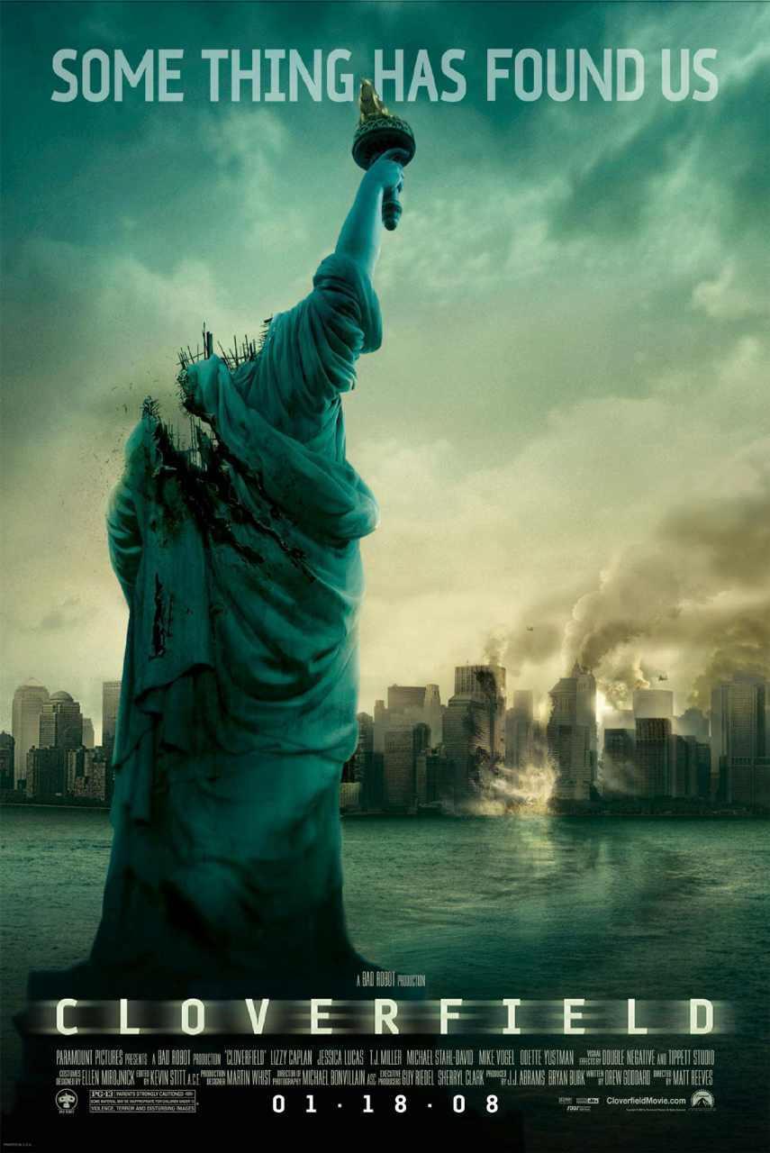 دانلود فیلم اکشن Cloverfield (2008) با زیرنویس فارسی چسبیده