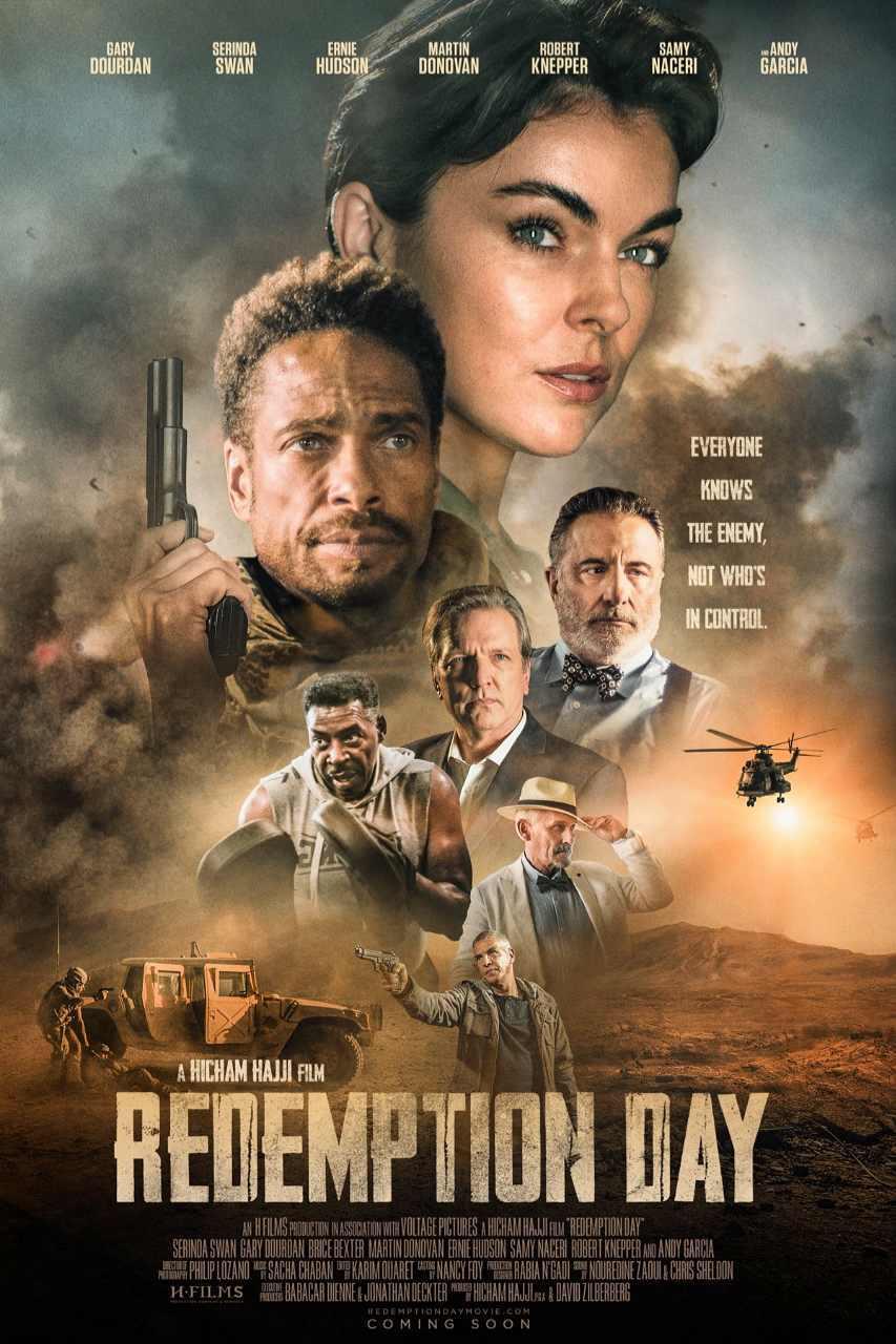 دانلود فیلم عاشقانه Redemption Day (2021) با دوبله فارسی