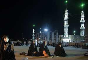 تعطيلي مسجد جمکران به مدت دو هفته به علت ويروس کرونا