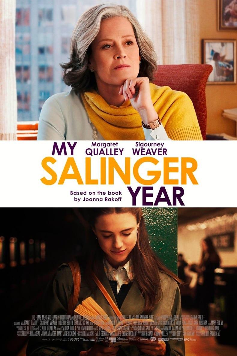 دانلود فیلم درام (My Salinger Year (2021 با زیرنویس فارسی چسبیده