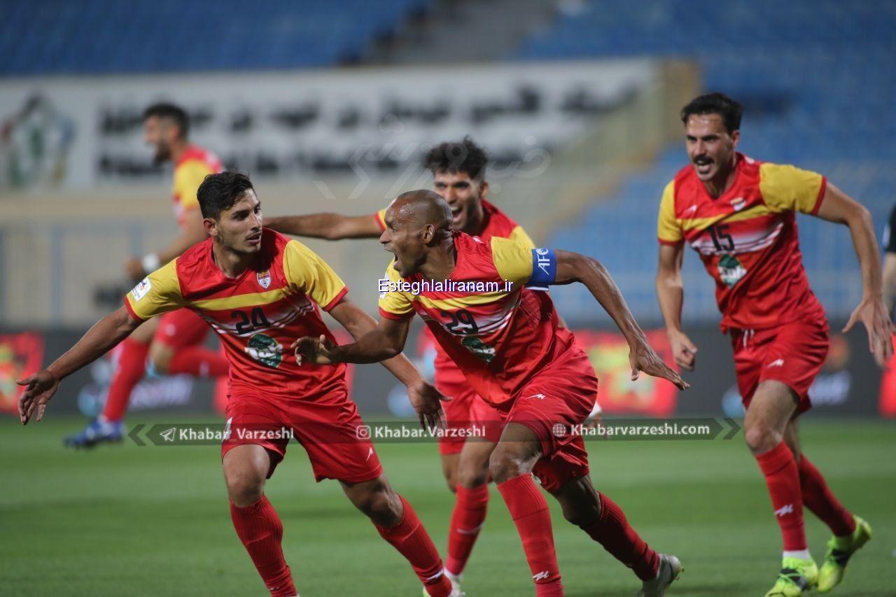 برد قاطع فولاد خوزستان مقابل العین
