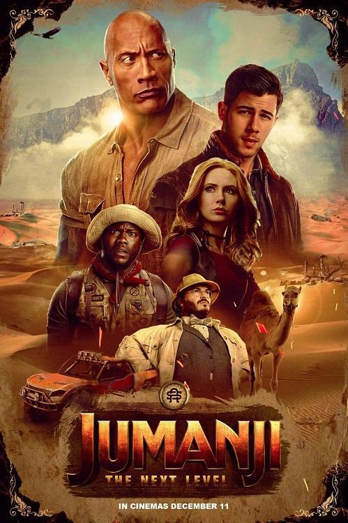 فیلم سینمایی جومانجی مرحله بعدی 3 (رایگان) دوبله فارسی