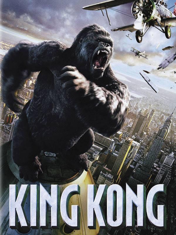 فیلم کینگ کونگ King Kong 2005 (رایگان) دوبله فارسی