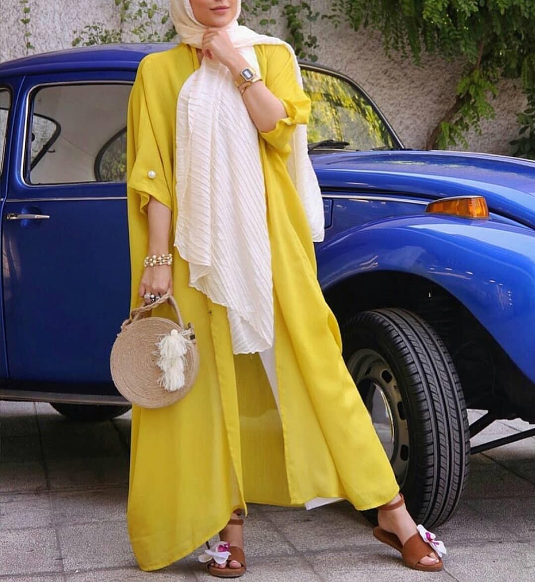 مدل مانتو تابستانی دخترانه جدید