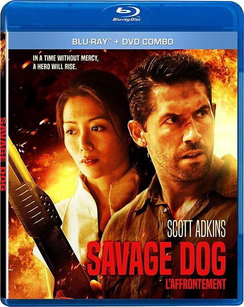 دانلود فیلم سگ وحشی Savage Dog 2017 با دوبله فارسی