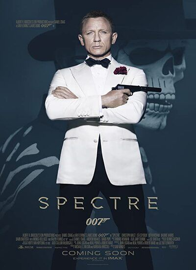 دانلود فیلم اسپکتر Spectre 2015 دوبله فارسی