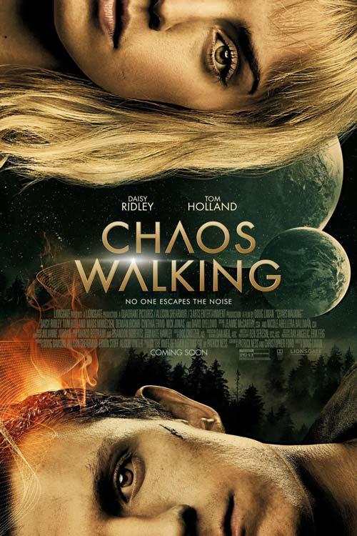 دانلود فیلم آشوب مدام 2021 Chaos Walking با دوبله فارسی