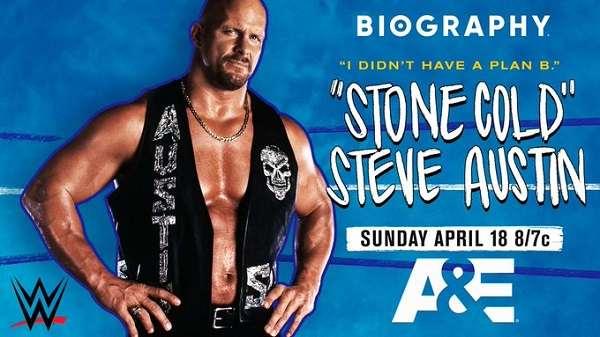 فول شو WWE بیوگرافی استون کلد استیو آستین