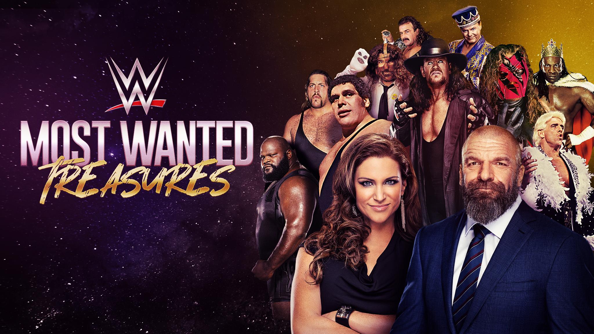 فول برنامه WWE گنجینه های تحت تعقیب | فصل اول قسمت اول - میک فولی