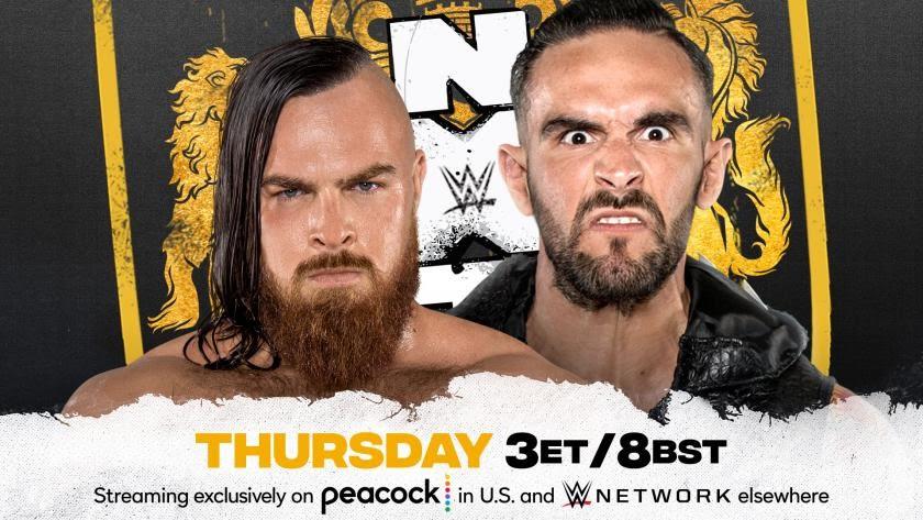 فول شو WWE ان اکس تی یوکی ۲۲ آوریل ۲۰۲۱ (دیشب)