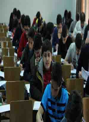 شمارش معکوس برای ثبت نام در آزمونهای ورودی مدارس سمپاد