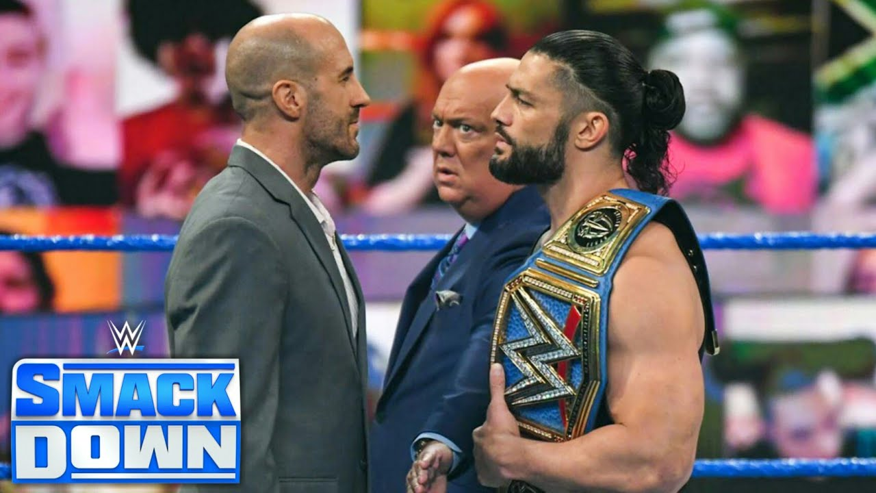 فول شو و خلاصه WWE اسمکدان ۲۳ آوریل ۲۰۲۱ (دیشب)