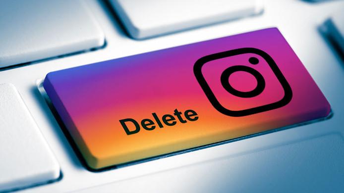 آموزش حذف اکانت اینستاگرام به صورت موقت و دائم