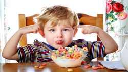 تغذيه مناسب براي کودکان بيش فعال