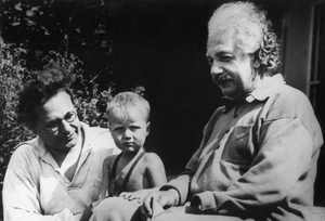 زندگي نامه فرزندان آلبرت اينشتين فيزيکدان معروف