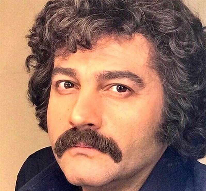 آرش مجیدی بازیگر نقش فرهاد در سریال احضار