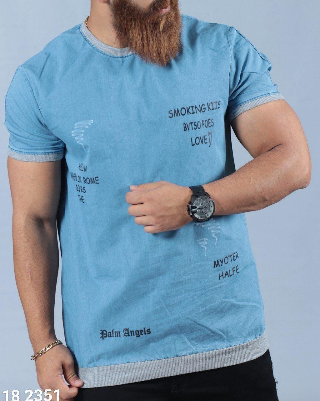 عمده فروشی تیشرت مردانه جین