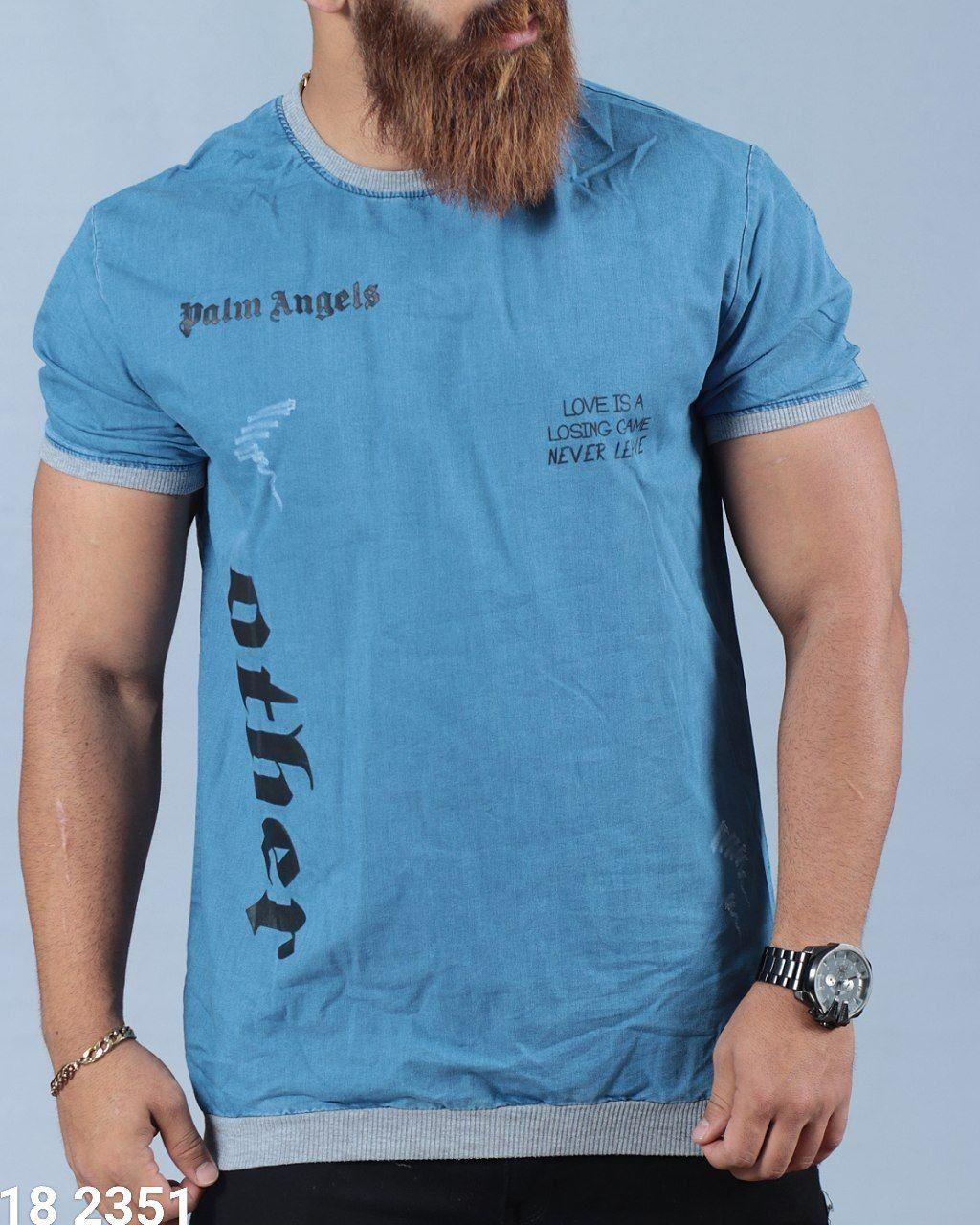 تولیدی تیشرت جین مردانه