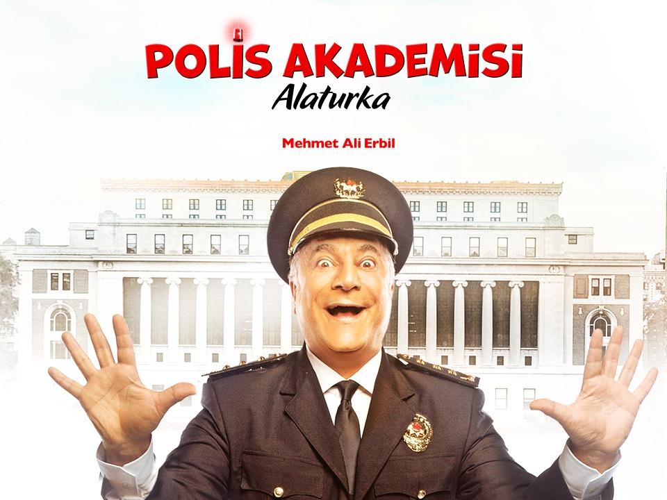 دانلود فیلم ترکی جدید Polis Akademisi Alaturka