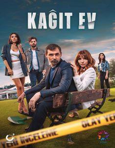 دانلود ترکی سریال خانه کاغذی