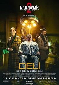 دانلود فیلم ترکی Karakomik Filmler: Deli  طنز: دیوانه با زیرنویس