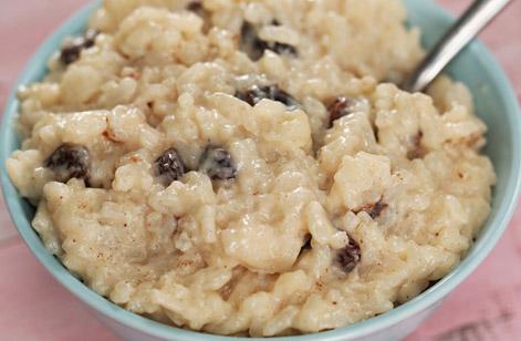تهیه پودینگ برنج