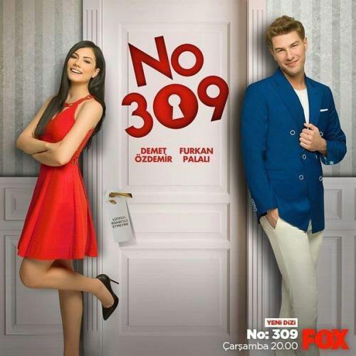 سریال اتاق 309