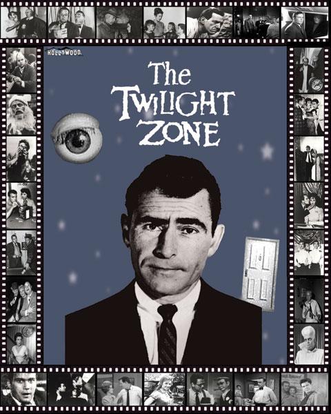 دانلود سریال قدیمی منطقه نیمه روشن 1989 – 1964