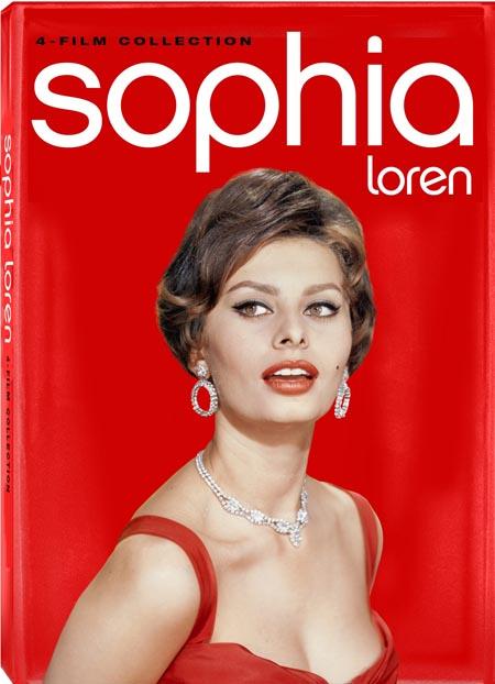 دانلود مجموعه کامل فیلم های سوفیا لورن (1950 – 1997) با دوبله فارسی