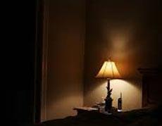 خواب,خوابیدن,عوارض خوابیدن با چراغ روشن