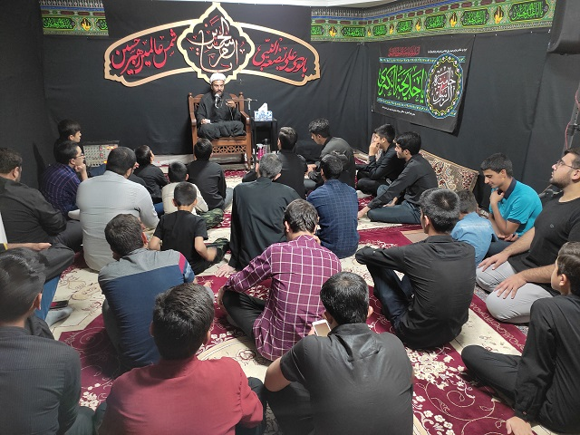 مراسم ایام شهادت حضرت حمزه(ع) و حضرت عبدالعظیم حسنی(ع)-هیئت مذهبی محبان الرقیه(س)بیلند