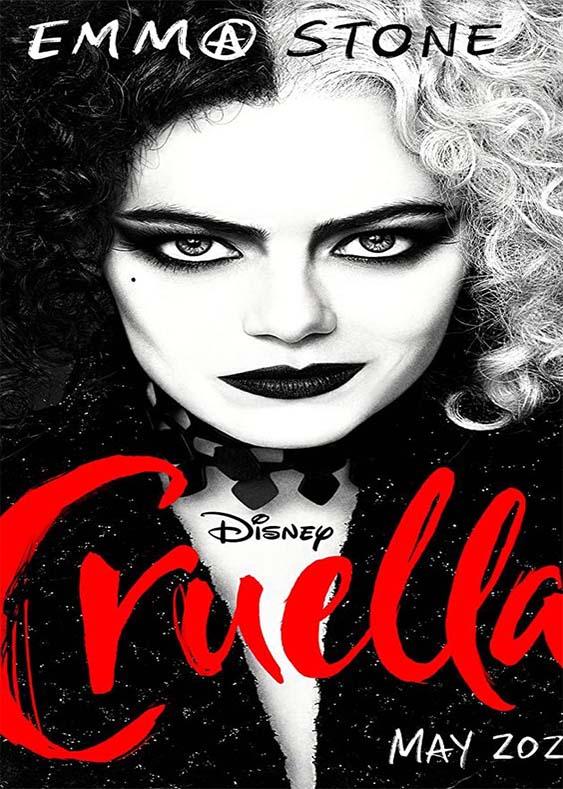 دانلود فیلم کروئلا Cruella 2021 کرولا با دوبله فارسی