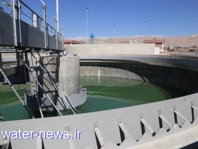 اختصاص ۱۹۰ میلیارد تومان اعتبار به پروژه تصفیه خانه فاضلاب شهر کرمانشاه