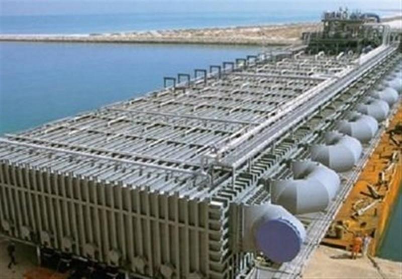پروژههای آبشیرینکن با حجم ۱۰۲ هزار مترمکعب در استان بوشهر وارد مدار تولید میشود
