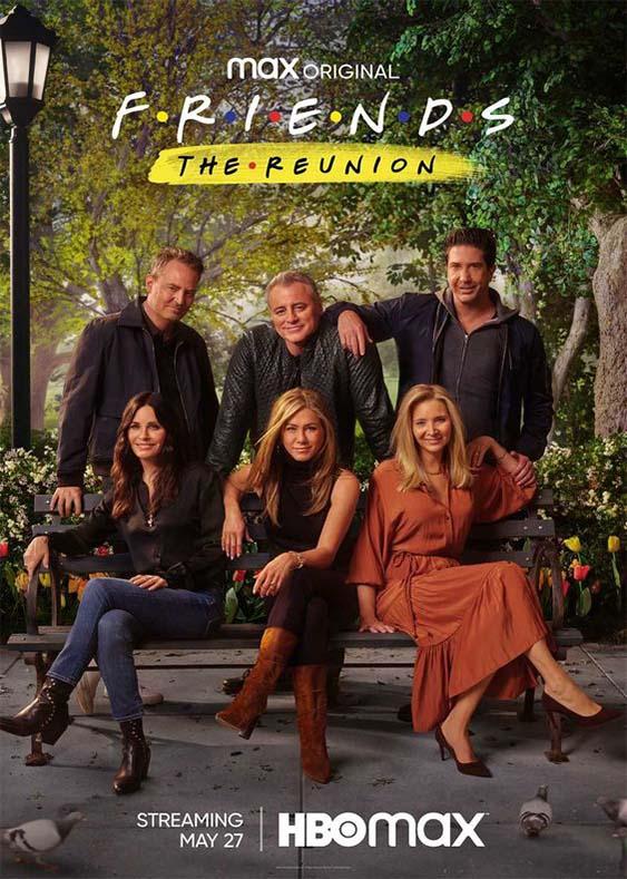 دانلود فیلم دوستان تجدید دیدار Friends Reunion Special