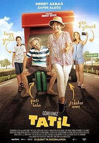 دانلود فیلم ترکی Görevimiz Tatil تعطیلات با زیرنویس